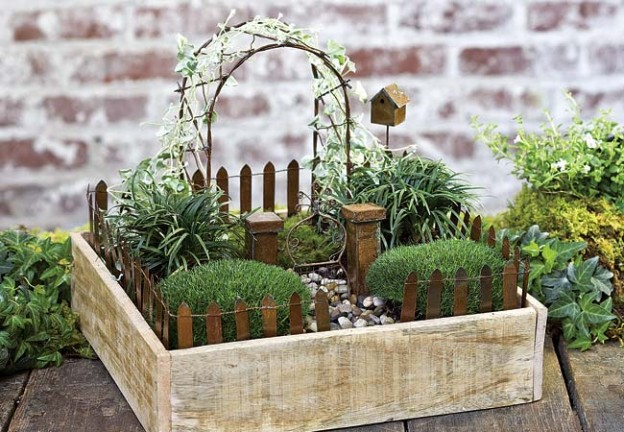 Fairy Gardens to Delight You