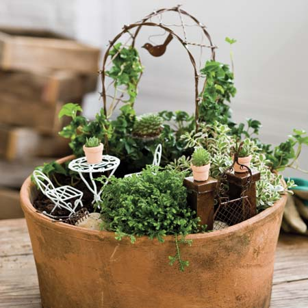 Fairy Gardens to Delight You | Homestead Greenhouse